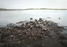 Thomas Wrede, After the flood I (from the series 'Real Landscapes'), 2012, © Thomas Wrede, VG-Bildkunst, Bonn