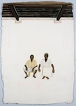 Desmond Lazaro, Two Men from Chettinad, 2011, © Desmond Lazaro