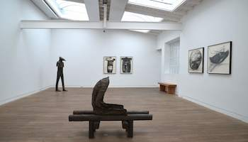 Magdalena Abakanowicz. In Honour of her 85th Birthday, Beck & Eggeling, 2015 (c) Beck & Eggeling International Fine Art