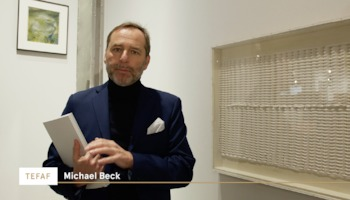 Michael Beck on Tefaf 2019