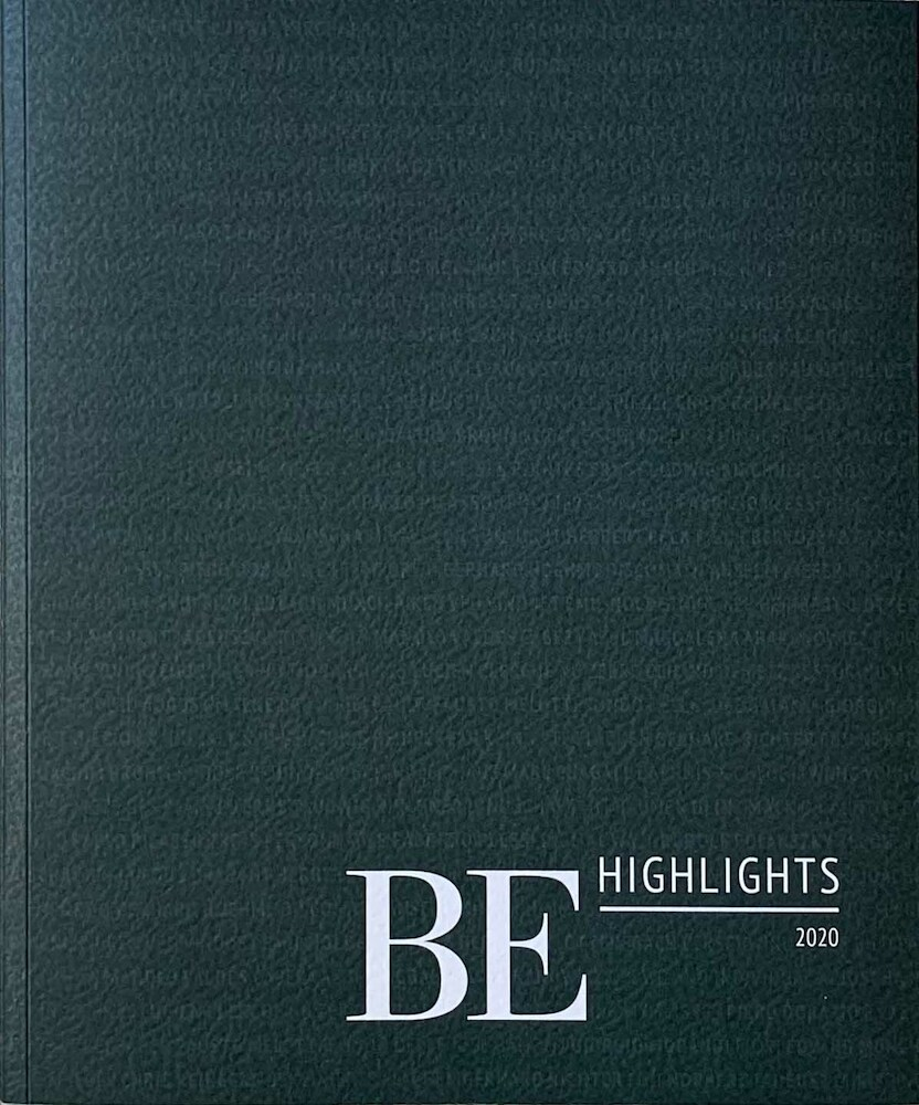 BE Highlights 2020