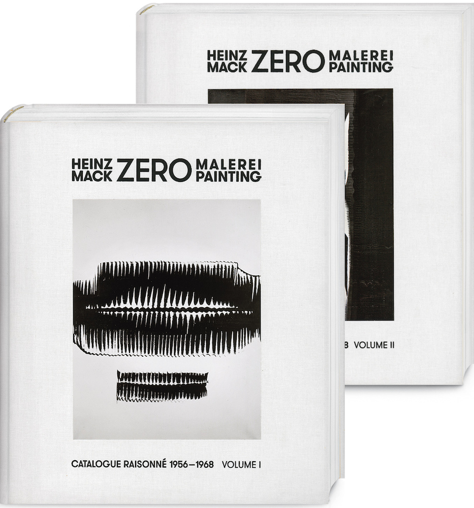 Heinz Mack. ZERO-Malerei. Catalogue Raisonné 1956–1968
