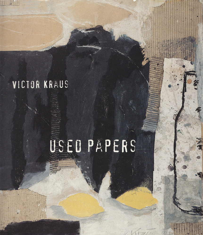 Victor Kraus. Used Papers